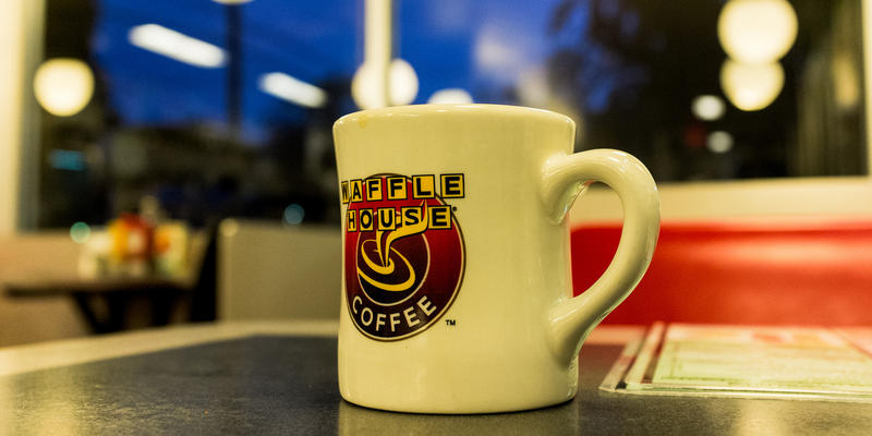 If a Waffle House is closed after a storm, then things are really bad.