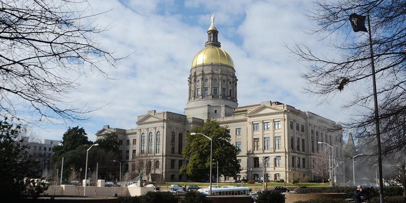 A new bill in the Georgia state Senate would protect public employees who object to same-sex marriage.