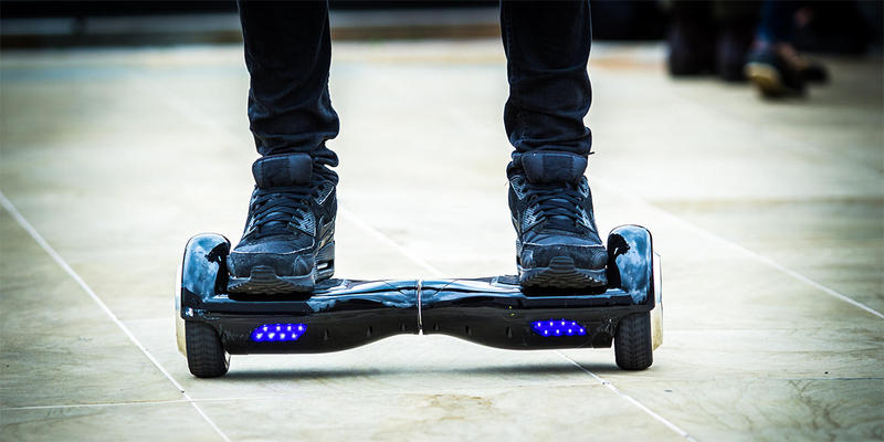 Students, faculty, and staff are prohibited from using or bringing hoverboards to several college campuses in Georgia.