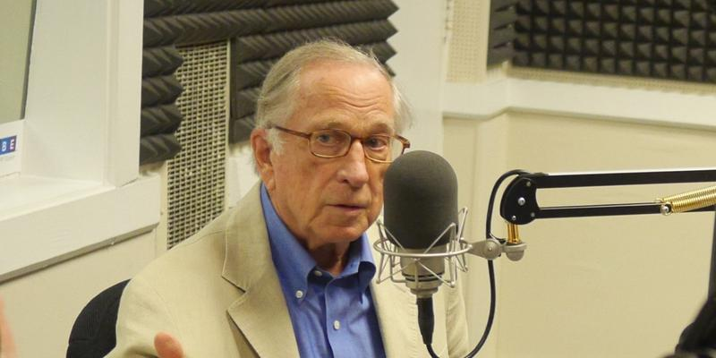 Former Georgia Sen. Sam Nunn, shown in a July 24 photo, discussed the dangers of North Korea's nuclear capability on Thursday's ''Morning Edition.''