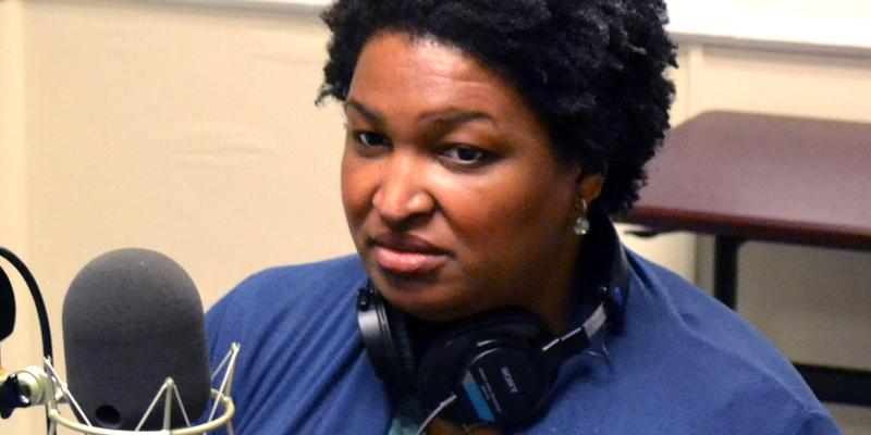 House Minority Leader Stacey Abrams (D-Atlanta) says Democrats can make a difference in the General Assembly.
