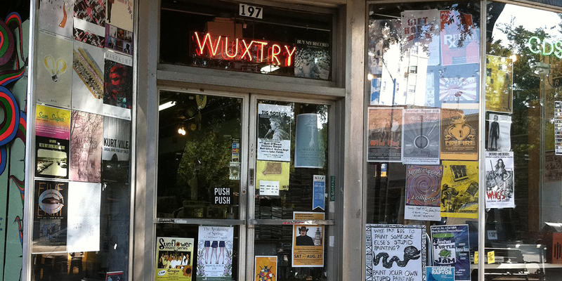 Wuxtry Records, which is located in Atlanta and Athens, is celebrating 40 years in Athens, Georgia.