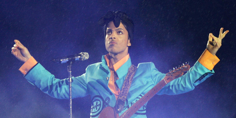 A year after Prince's death, ''Closer Look'' revisits a conversation with singer and songwriter Dionne Farris about the groundbreaking artist and the song he wrote for her.