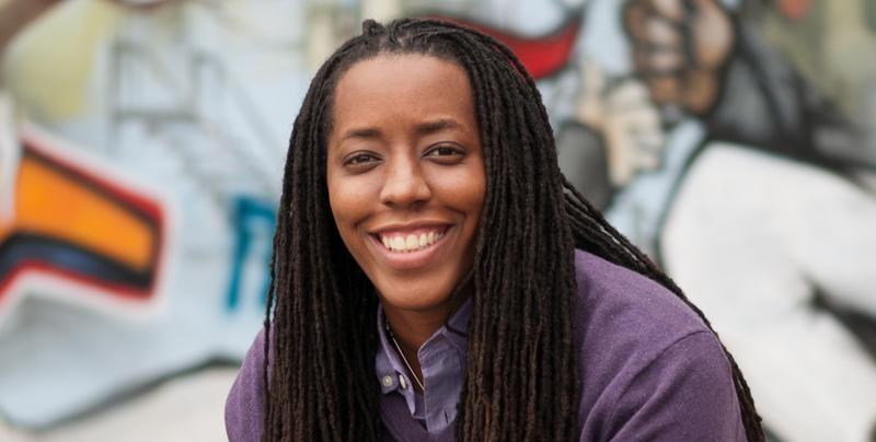Dr. Bettina Love is one of the few scholars who have implemented hip-hop education principles into elementary classrooms.
