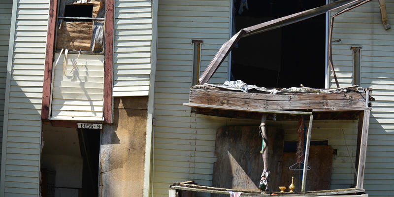 The Brannon Hill Condominiums have highlighted the challenges local governments can face in tackling eyesore properties.