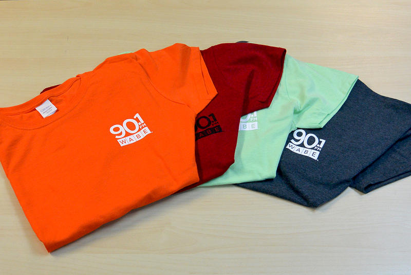 WABE T-shirts