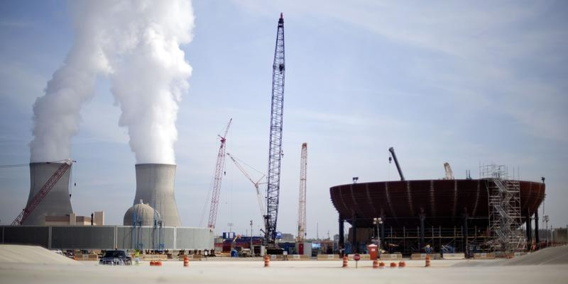 The future of two new nuclear reactors at Plant Vogtle has been up in the air since the lead contractor went bankrupt earlier this year.