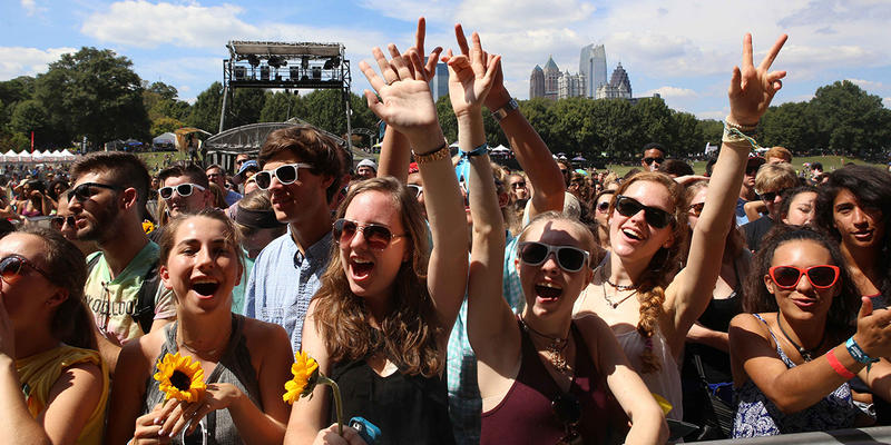 Music Midtown is taking over Piedmont Park this weekend.