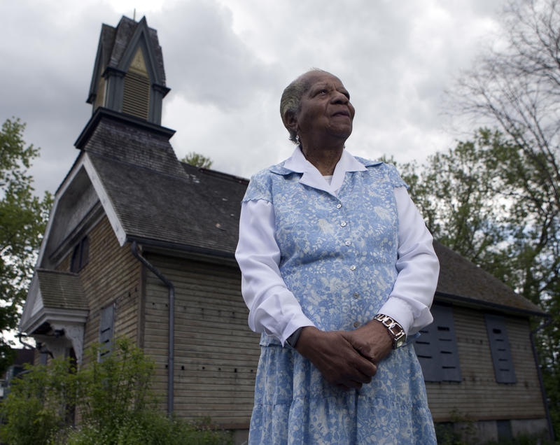 Harriet Tubman church