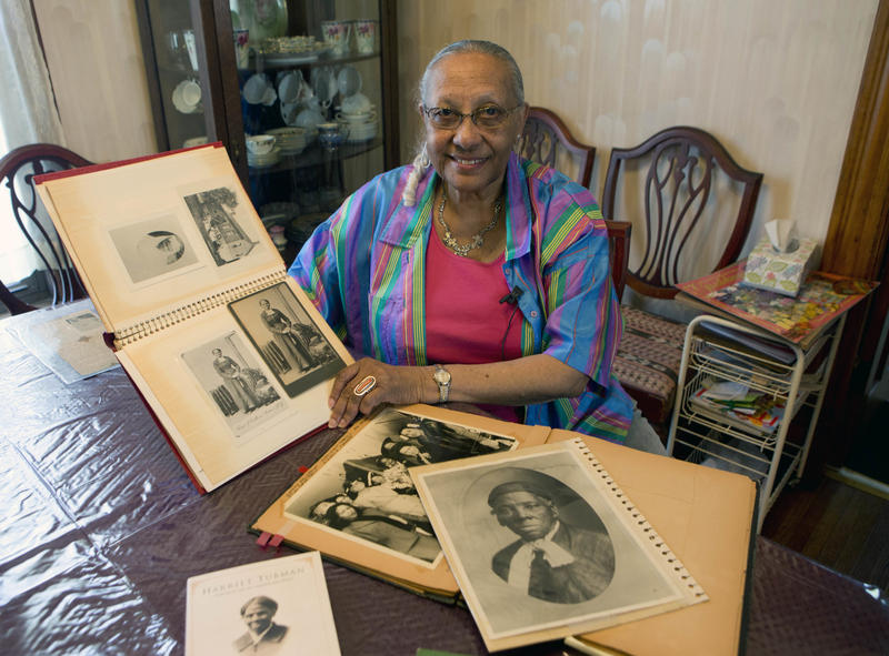 Judith Bryant, a great-great-grandniece of Harriet Tubman