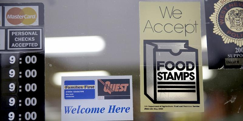 Georgia Requires Work For Food Stamps