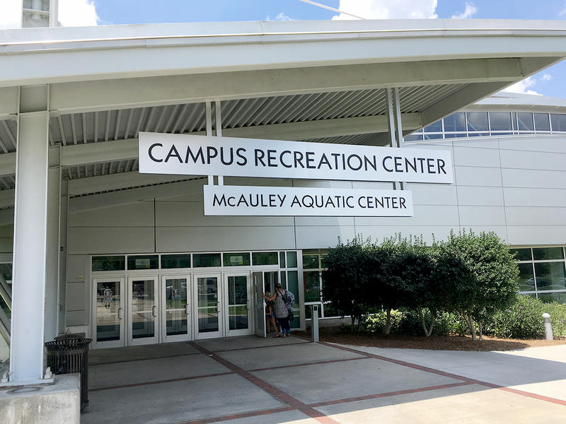 The pools used in the 1996 Summer Olympics are now part of the Campus Recreation Center at Georgia Tech.