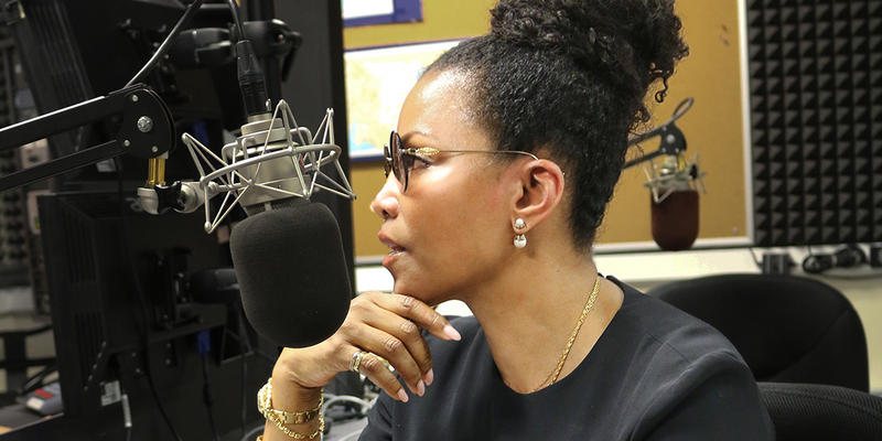 Ilyasah Shabazz, daughter of civil rights leader Malcolm X, talks about her career as an author and her family's legacy today on ''Closer Look.''