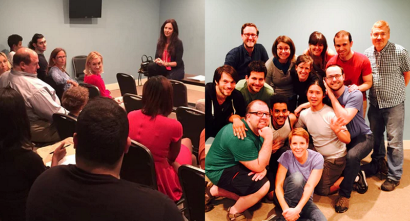 Highwire Comedy Co. and Get Scene Studios have joined forces to create a new training facility for actors.