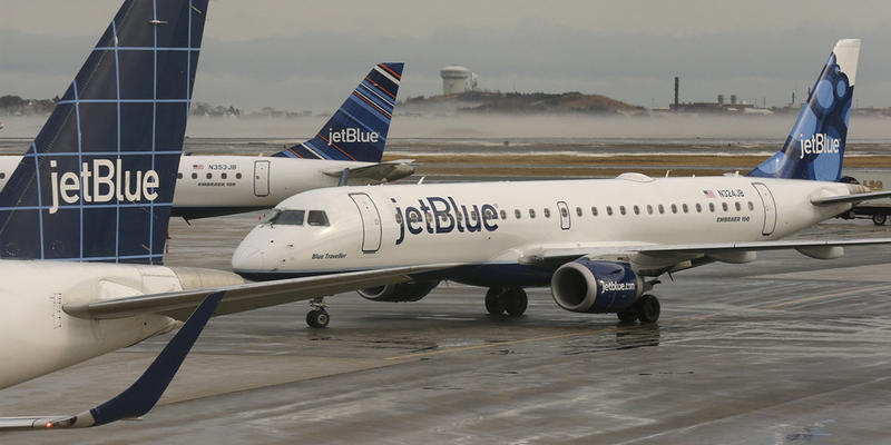 JetBlue will begin daily flights to Boston from Atlanta starting in March.