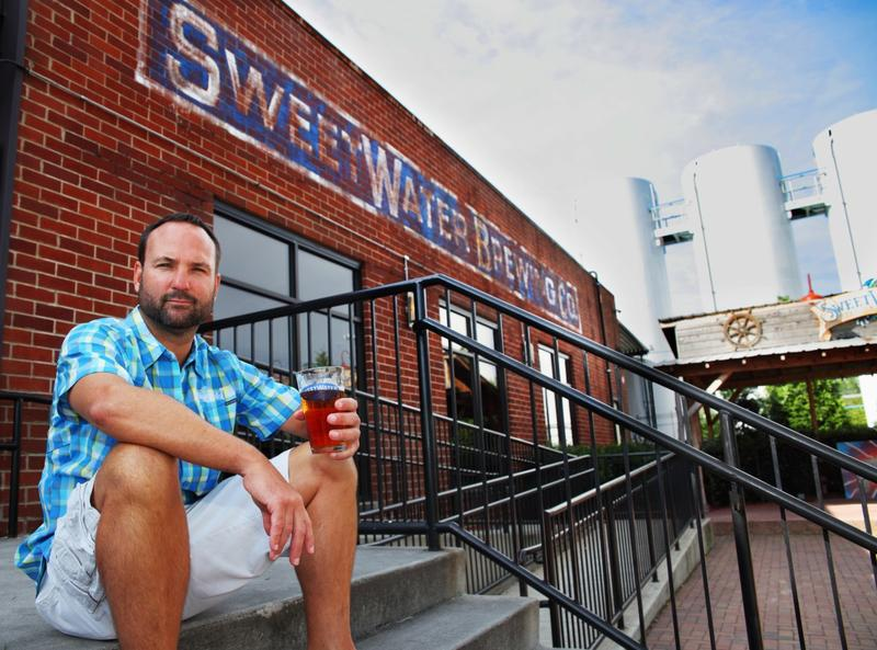 Freddy Bensch co-founded SweetWater with his friend Kevin McNerney. On February 17, 1997, they sold their first keg of beer.