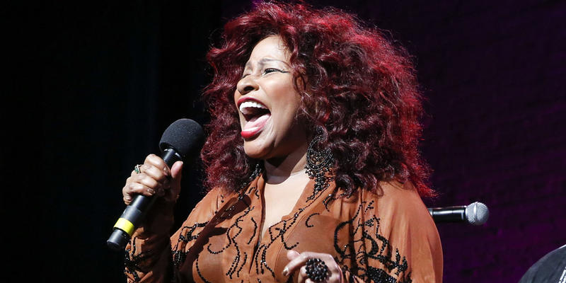 "In this Oct. 24, 2014, file photo, Chaka Khan performs at the 13th annual ""A Great Night in Harlem"" gala concert in New York."