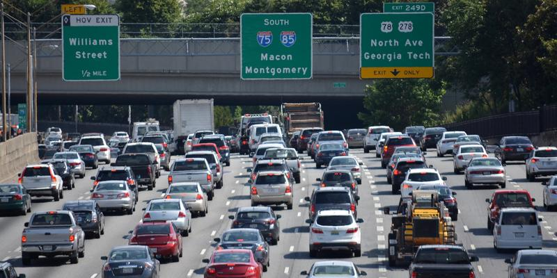 Atlanta already has some of the nation's worst traffic, and forecasts show that it's going to get worse. Some think they've hit upon one solution with bus rapid transit.