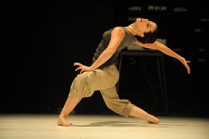Israeli dancer Ella Ben-Aharon will teach this semester at Kennesaw State University.