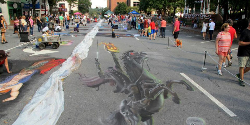 Chalktoberfest