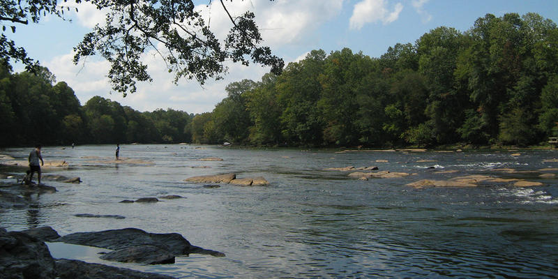 The Chattahoochee River provides so much for us that it is time for us to give back.