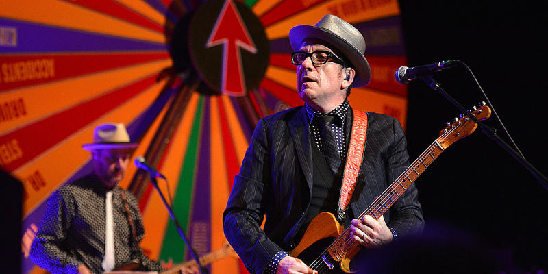 Elvis Costello will be rocking at the Cobb Energy Center on Tuesday, Oct. 18.
