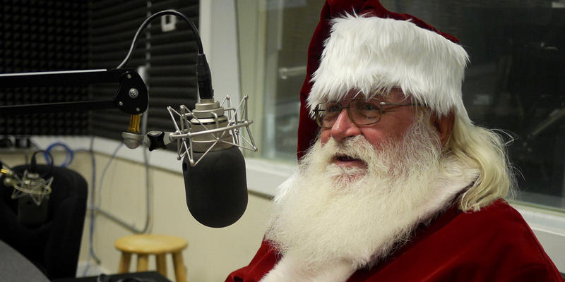 As John Garst gets his red suit ready, he talks about what it's like to be Santa Clause, today on ''Closer Look.''