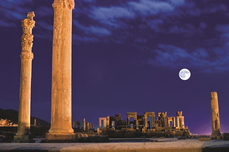 ''Persepolis''