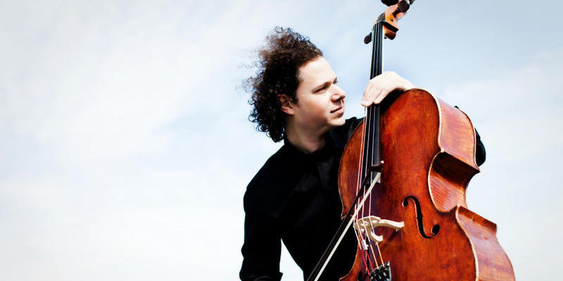 """Overtures to Bach"" is the latest album from celebrated cellist Matt Haimovitz."
