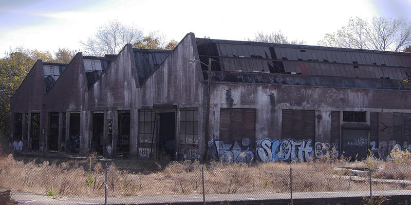 Pratt-Pullman Yard is part of the Kirkwood National Register of Historic Places listing.