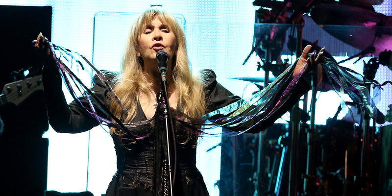 Stevie Nicks and the Pretenders are both performing at Phillips Arena on Sunday, Nov. 6.