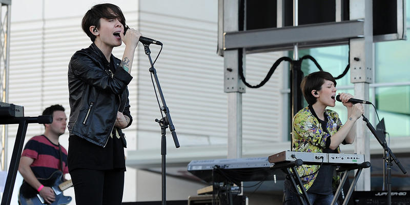 Tegan & Sara will be bringing their pop styls to the Tabernacle on Friday, Nov. 11.