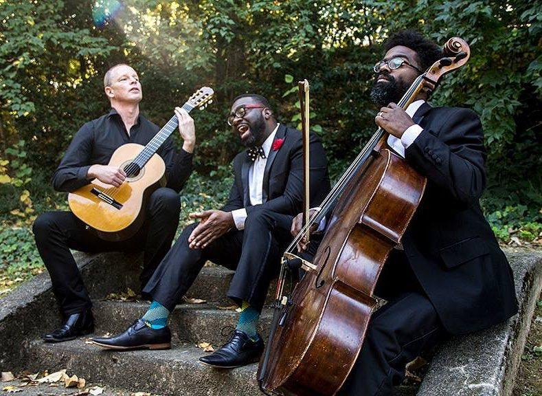 Lois Reitzes speaks with two members of the new trio, appropriately called the NuEnsemble, who will be performing at City Winery on Sunday.