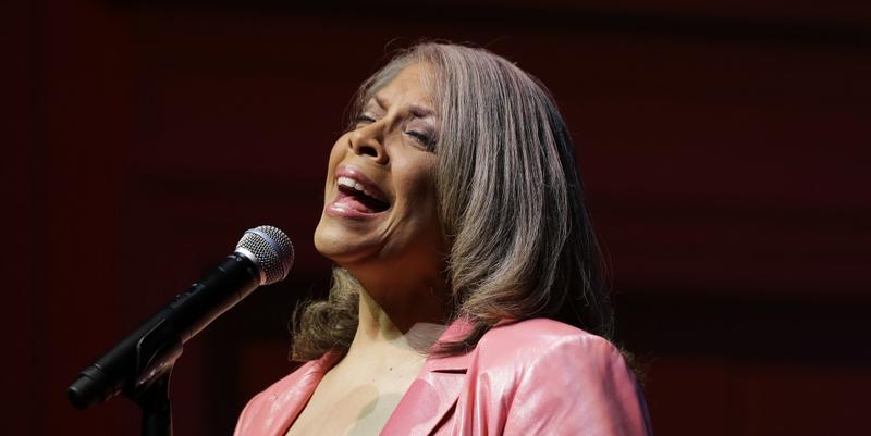 Patti Austin performs during an event to honor singer-songwriter Carole King with the Gershwin Prize for Popular Song, at the Library of Congress, Tuesday, May 21, 2013 in Washington.