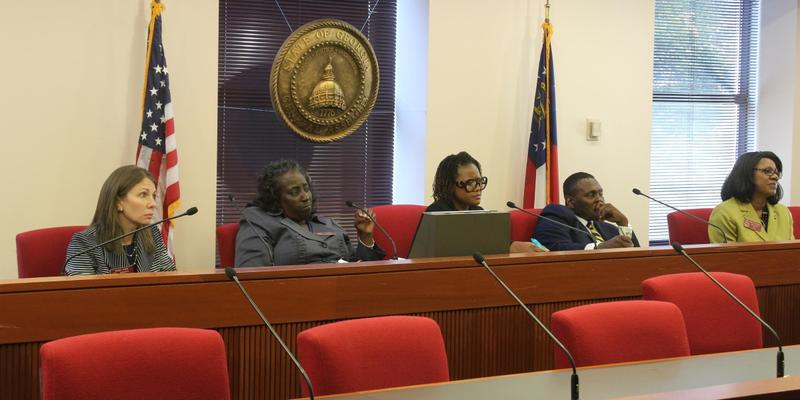 Ga. House Democrats held a hearing Tuesday on policing reform.