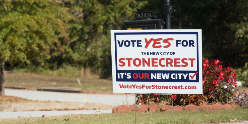 Jason Lary, chairman and president of Stonecrest Yes, talks about what's next for the newly minted city of Stonecrest.