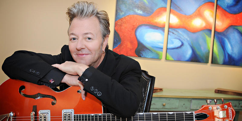 This weekend, the Brian Setzer Orchestra brings some rockabilly swing to Atlanta.