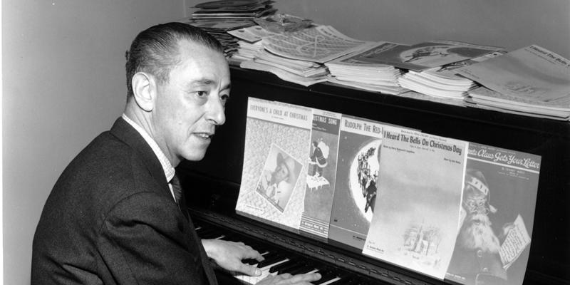 Contributor Scott Stewart talks to Reitzes about the Jewish songwriters, including Johnny Marks, whose work comprises the great Christmas songbook.