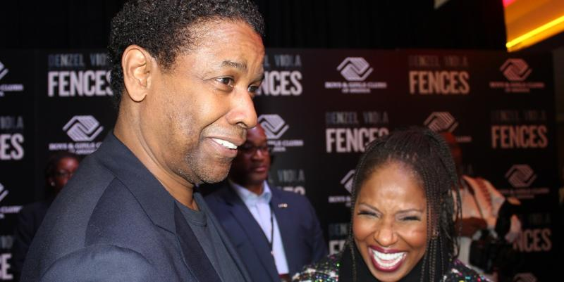 ''Closer Look'' goes to the red carpet and speaks with award-winning actor and producer Denzel Washington about his latest film, Fences, based on the August Wilson play.