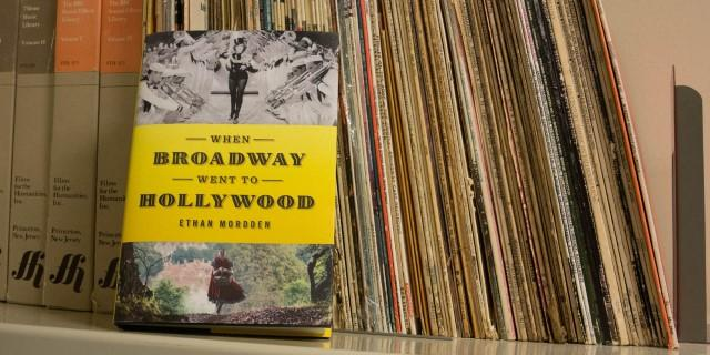 The transition from stage to silver screen is the subject of Ethan Mordden's new book, ''When Broadway Went to Hollywood.''