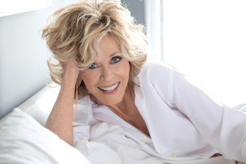 Actor And Activist Jane Fonda On Women As 'Agents Of Change ...