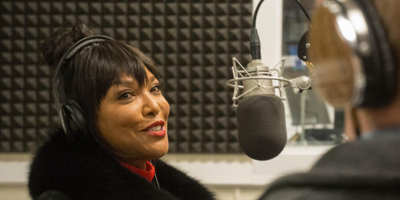 Emmy-award winning actress Lynn Whitfield talks about her work and sustaining her decades-long Hollywood career today on ''Closer Look.''