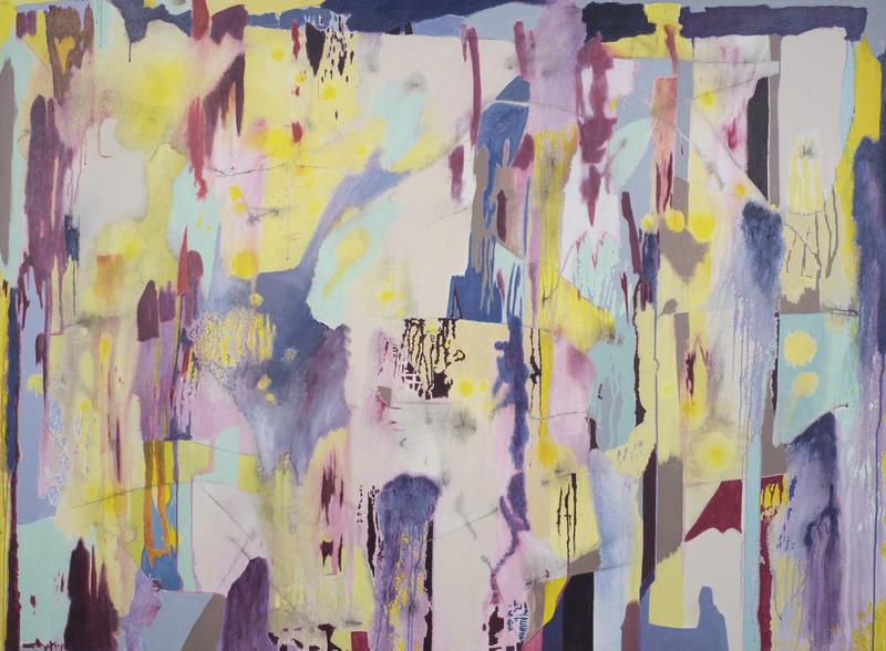 ''The Nursery,'' 2016. Oil on canvas by Maggie Davis.