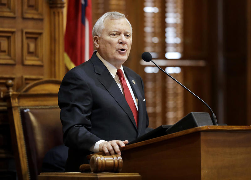 Gov. Nathan Deal pushed for more access to mental health care services, called for changes to education and warned against big healthcare policy changes during his annual State of the State address Wednesday.