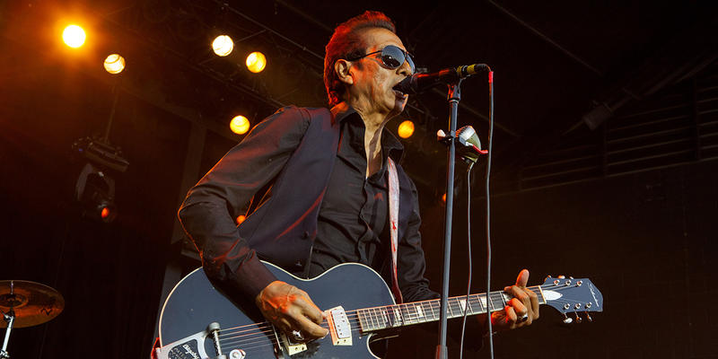 Alejandro Escovedo is performing at City Winery on Friday.