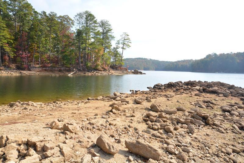 North Georgia drought, Georgia drought, Atlanta drought