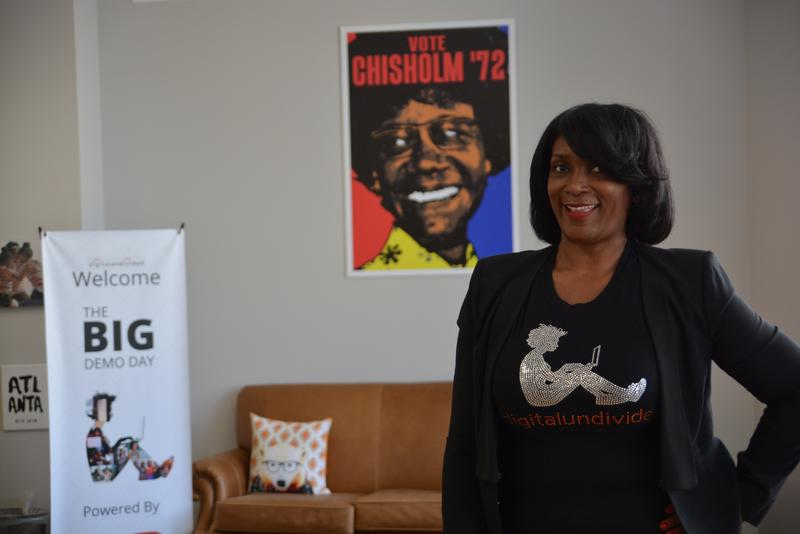 Darlene Gillard-Jones is the chief community officer at digitalundivided. She helped launch the BIG Incubator program in Atlanta.