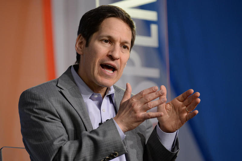 Amy Kiley spoke with Tom Frieden about his time with the CDC .
