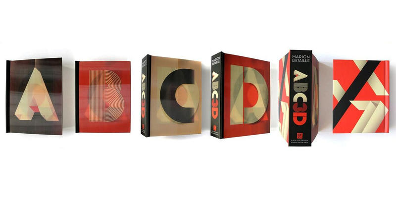 """It took Marion Bataille two years to create the prototype for """"ABC3D,"""" a pop-up alphabet book."""