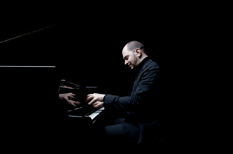 Pianist Kirill Gerstein performs with the Atlanta Symphony Orchestra this week.
